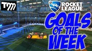 Top 10 Goals - Rocket League - TOP 10 GOALS OF THE WEEK #34