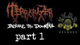 "TERRORIZER ""Before the Downfall"" Part.1 - CD / 2xLP+CD"