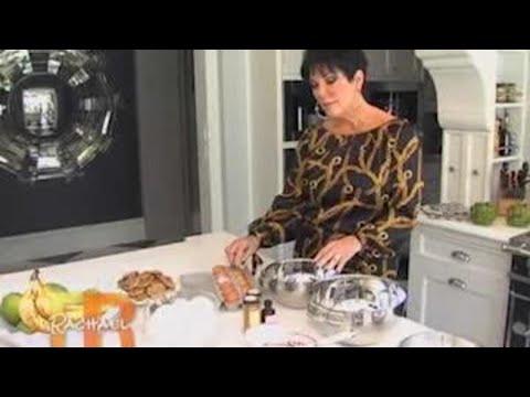 A Very Kardashian Thanksgiving With Kris Jenners Sweet Potato Souffle Rachael Ray Show