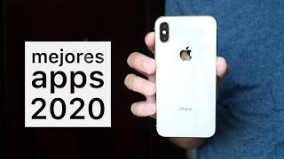 Mejores Apps para iPhone de 2020