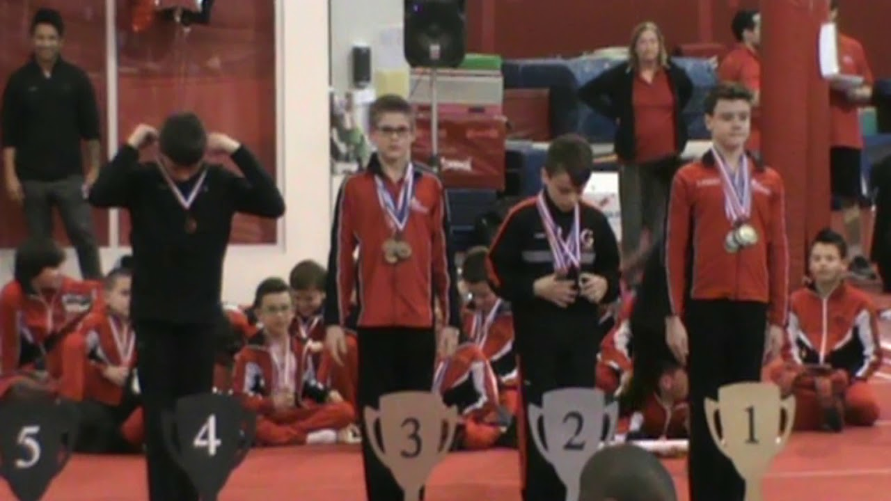 Dylan Cooper 2018 Nevada State Gymnastics Championship (Part 2)