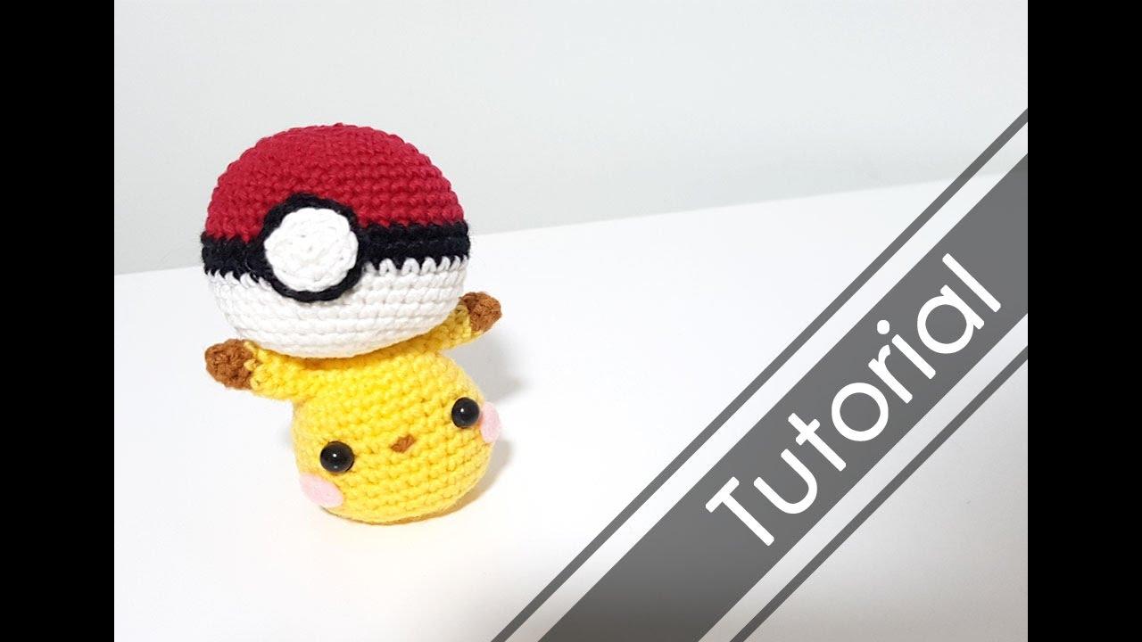 POKEBALL   Pokemon crochet pattern, Crochet pokemon, Pokeball ...   720x1280
