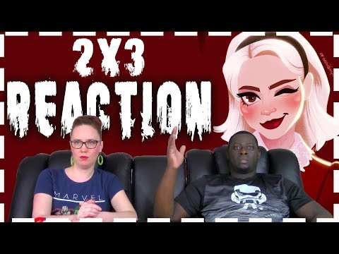"SABRINA ""Chapter Fourteen: Lupercalia"" 2X3 YT REACTION (Full & Early reactions on Patreon)"