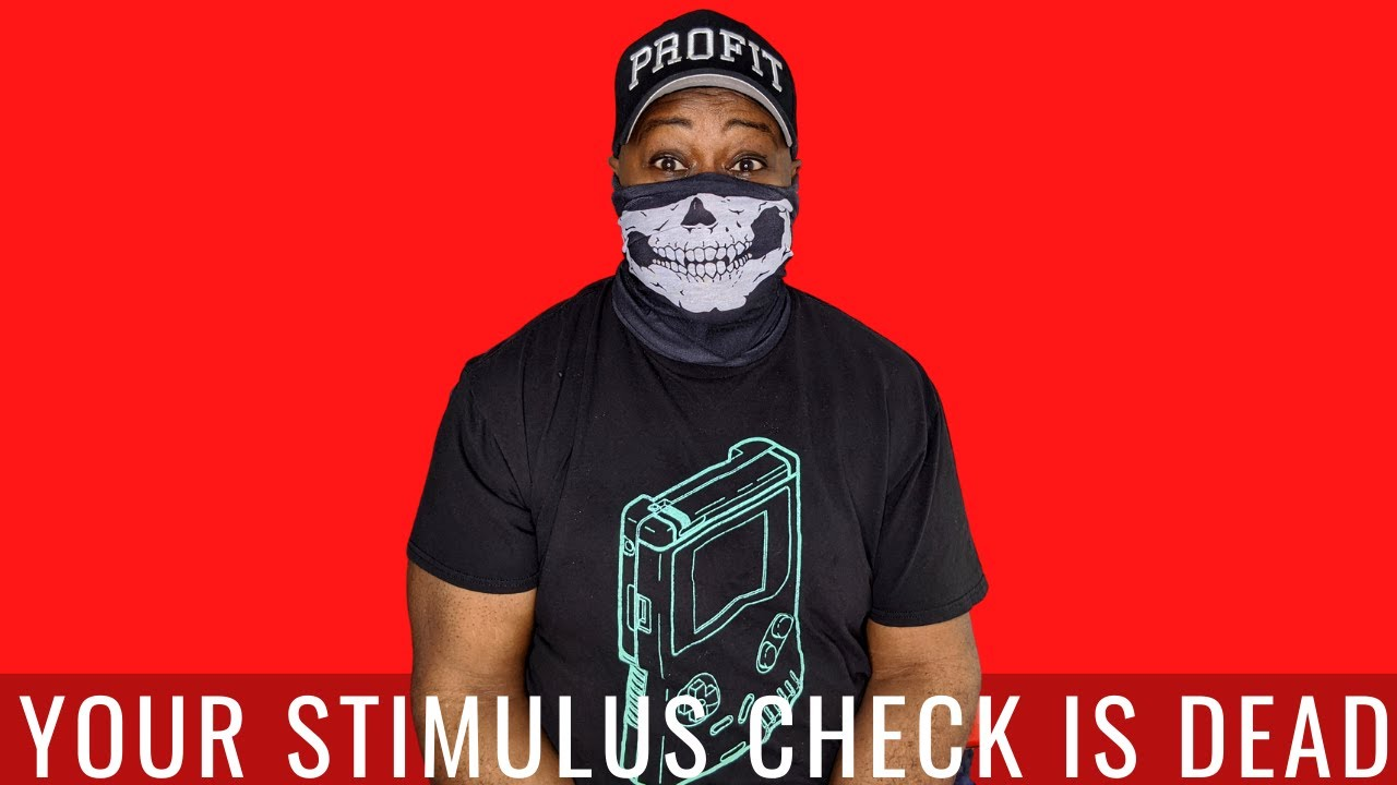 THE Second Stimulus Check is DEAD
