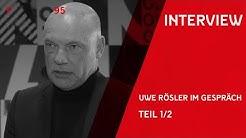 F95-Interview | Fortunas Cheftrainer Uwe Rösler im Gespräch | Teil 1/2