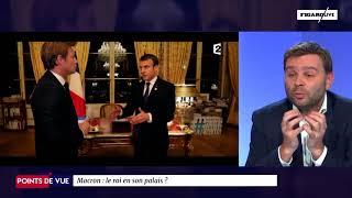 Points de vue du 18 décembre : interview de Macron, plan immigration, sondage européennes, vignette