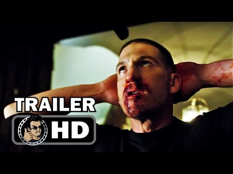 MARVEL'S THE PUNISHER   HD Jon Bernthal Netflix Series