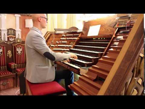J.S.Bach - Wenn wir in hochsten Notchen sein, BWV 641, Orgelbuchlein