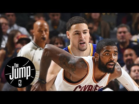 Warriors rejected Kyrie Irving-for-Klay Thompson trade proposal from Cavaliers | The Jump | ESPN