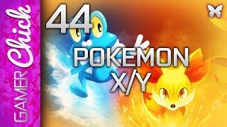 ❤ Pokemon X and Y - Walkthrough [Part 44 Route 19] (3DS) w/ XxxGamerChick26xxX