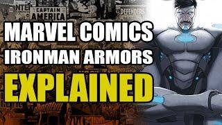 Iron Man Armors Explained [Marks 40-Superior Iron Man]
