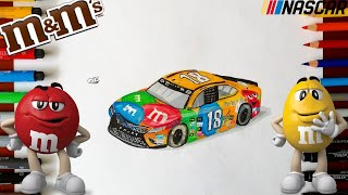 Drawing Kyle Busch