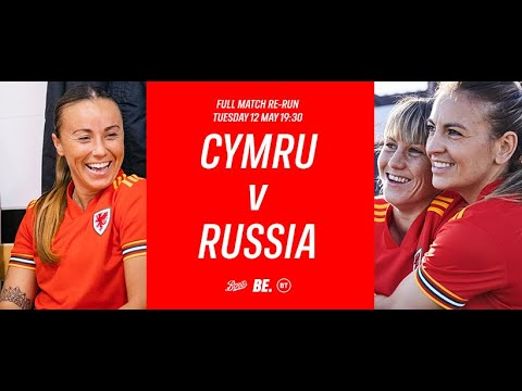 Wales vs Russia - 2019 FIFA Women's World Cup Qualifying Round Match Full Re-run
