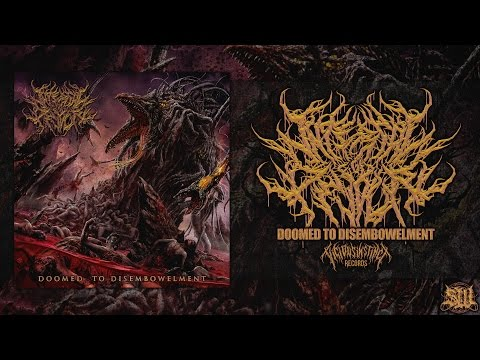 INTERNAL DEVOUR - DOOMED TO DISEMBOWELMENT [OFFICIAL ALBUM STREAM] (2016) SW EXCLUSIVE