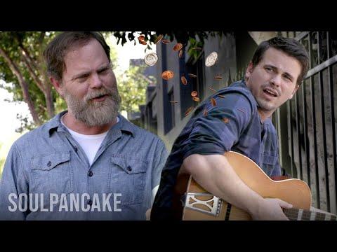 Rainn Wilson Throws Money at Jason Ritter  Metaphysical Milkshake