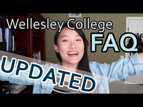 (UPDATED!) FAQ: Wellesley College