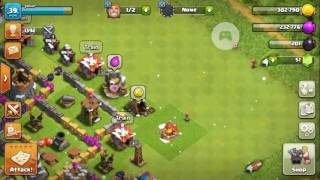 One of the hardest challenges ever on Clash of Clans