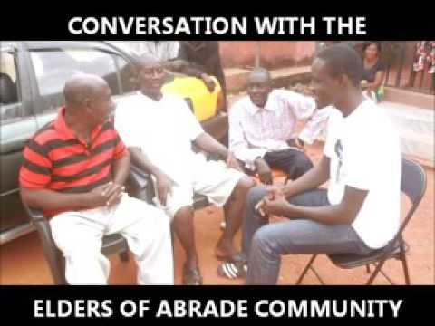 ARISE 2 CONNECT AFRICA  FOUNDATION  -  ABRADE PROJECT