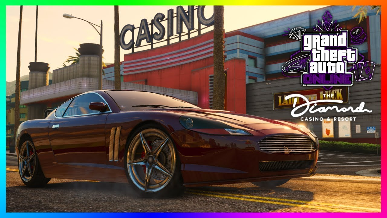 Casino Dlc In Gta Online