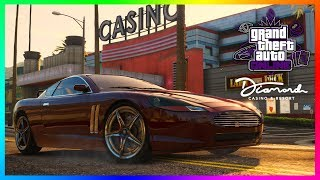 GTA 5 Online Casino DLC Update - HUGE DETAILS! Rockstar's Mistake, Vehicle Prices, NEW Cars & MORE!