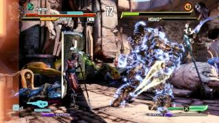 Killer Instinct Season 3 Arbiter vs. Hisako PC Gameplay