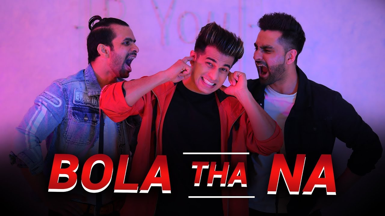Download Bola Tha Na   Aadil Khan Choreography    mojojoj,burrah ft. Forty seven   ft. Ummesh  & Aditya