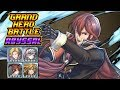 [F2P 4*] ABYSSAL Michalis Grand Hero Battle solution (No Skill Inheritance) | Fire Emblem Heroes