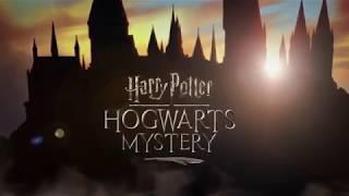 Harry Potter: Hogwarts Mystery - официальный трейлер новой игры во вселенной Гарри Поттера