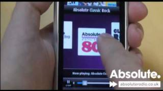 Absolute Classic Rock Nokia App