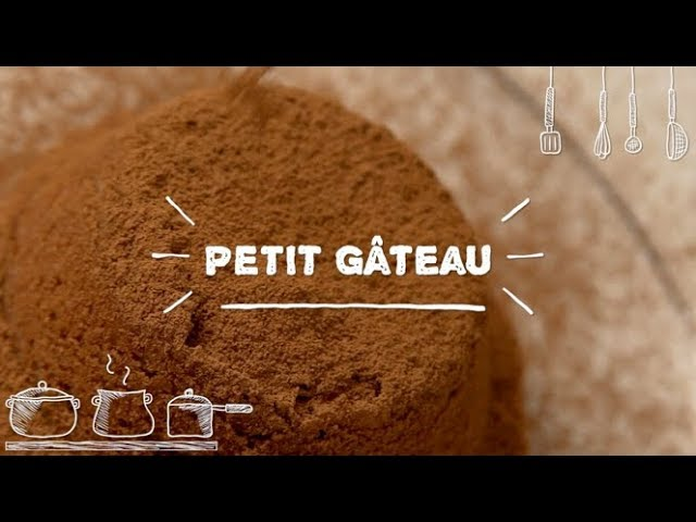 Petit Gâteau - Sabor com Carinho (Tijuca Alimentos)