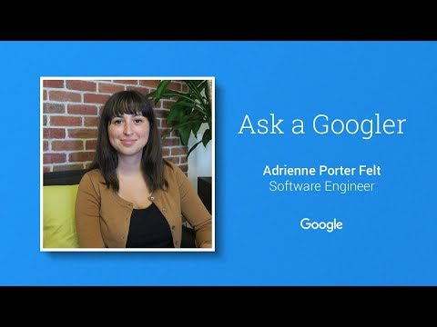 What's it like to be a Software Engineer? — Ask a Googler