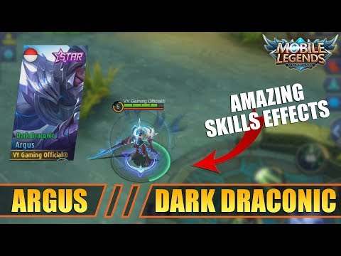 Wajib Beli! Argus Starlight Skin Review dan Gameplay – Keren Banget Efek Skill nya (Mobile Legends)