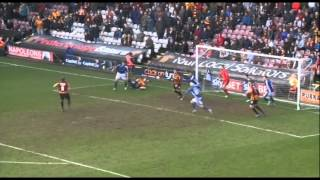 Bradford City 2-0 Oldham Athletic