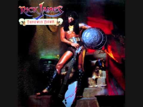 Rick James - Teardrops