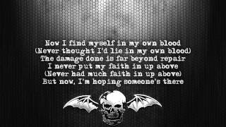 Repeat youtube video Avenged Sevenfold - Danger Line [Lyrics on screen] [Full HD]