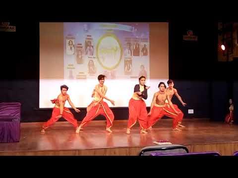 Saada dill vi tu saadi jaan bhi tu, Ganesh vandna dance perfomence