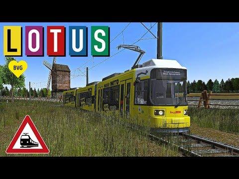 lotus-simulator-#04-🚋-mit-der-bvg-raus-aus-der-stadt---alte-waldbahn-[deutsch]