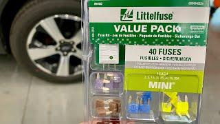Automotive Fuse Comparison with a Milli-Ohm Meter