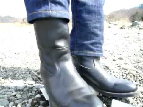 Red Wing 11 Quot Pecos Pull On Work Boots Youtube