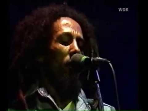 Bob Marley   02 - Positive Vibration   Live In Dortmund Germany 1980