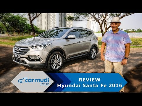 REVIEW Hyundai Santa Fe 2016 Indonesia: Inikah SUV Diesel Terbaik?
