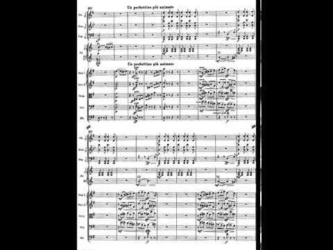 Tchaikovsky: Symphony No. 5, I (Score)