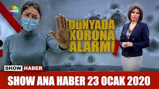 Show Ana Haber 23 Ocak 2020