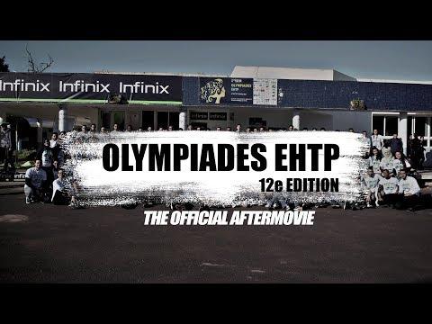 Olympiades EHTP 2018 | 12ème édition | Aftermovie