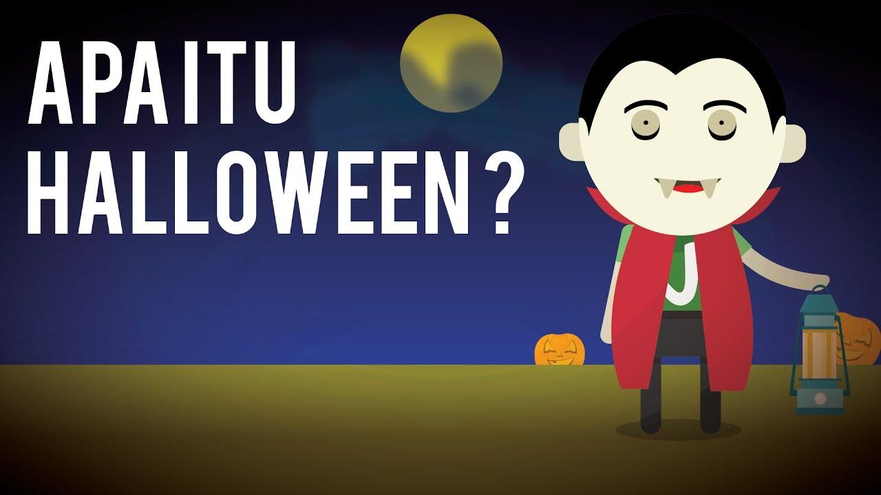 Apa Itu Halloween? #BeraniBertanya