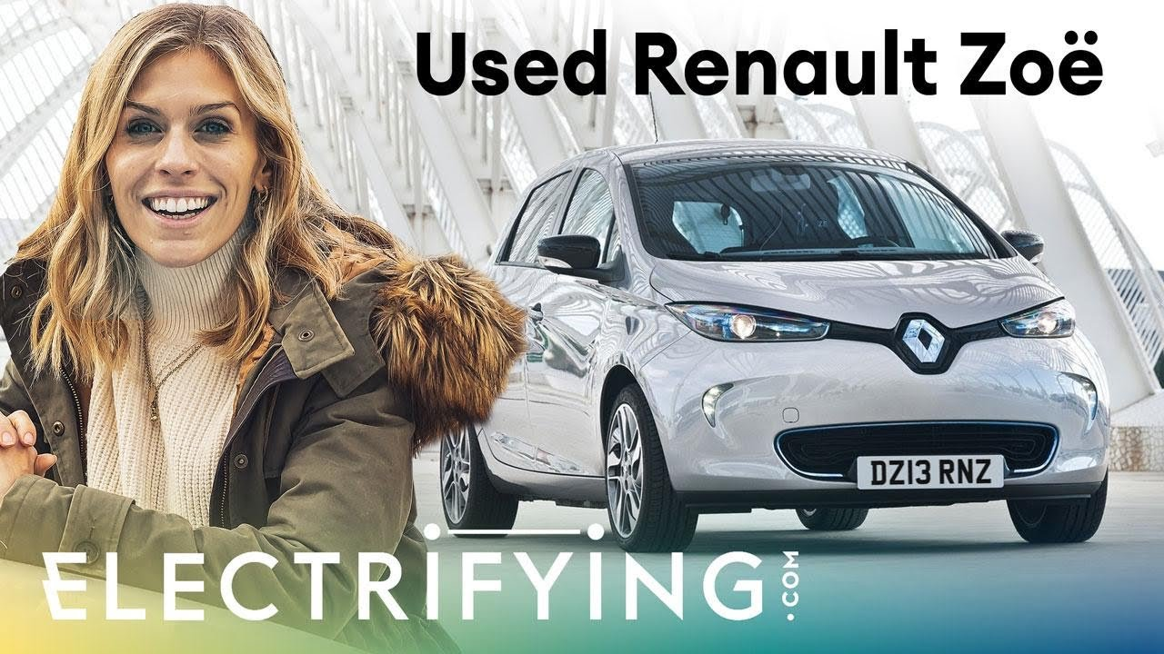 Renault Zoe – Used buyer's guide and review with Nicki Shields / Electrifying