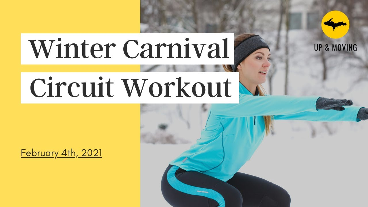 Preview image for Winter Carnival Workout video