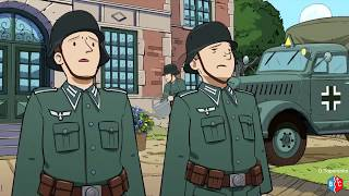 French resistance - Sabaton - Unbreakable - Les Grandes Grandes Vacances (The Long Long Holiday) CMV