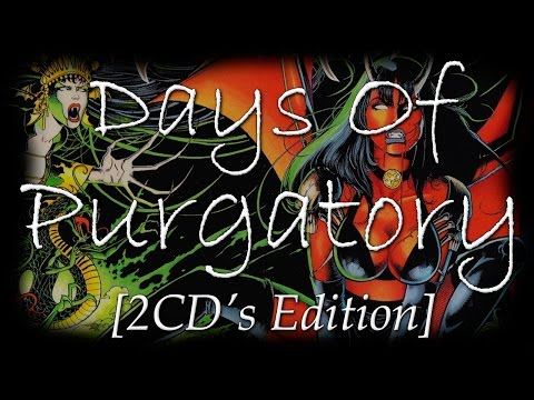 Iced Earth - Days Of Purgatory [2 CD's] [Full Album] [Download]
