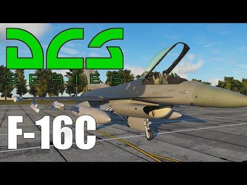 """DCS: F-16C """"Viper"""""""
